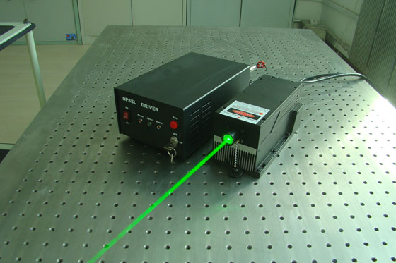 N Series Green Laser Systems